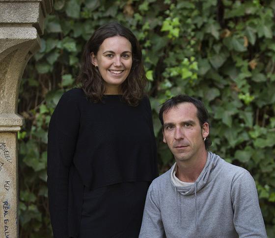 Laia Vicens i Xavi Tedó