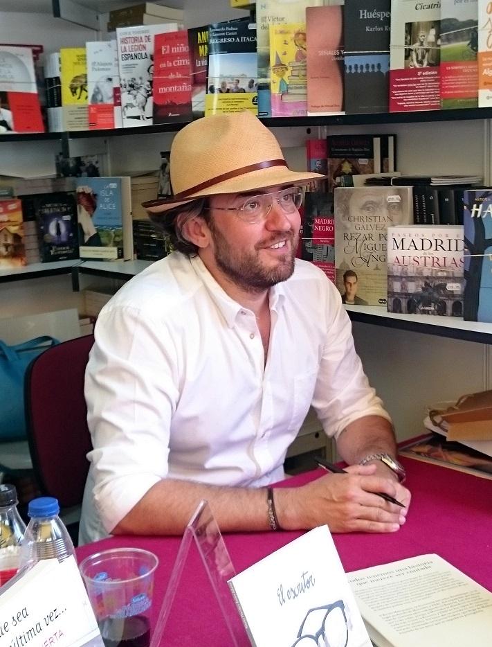 Màxim Huerta, en una imatge d'arxiu