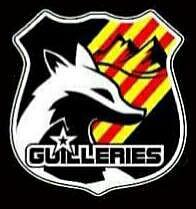 Logo del col·lectiu del Cos de Mossos d'Esquadra 'Guilleries'