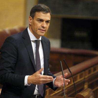 El president del Gobierno, Pedro Sanchez / ACN