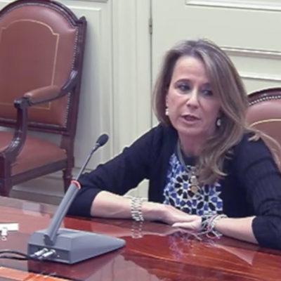 Carmen Lamela, jutgessa espanyola
