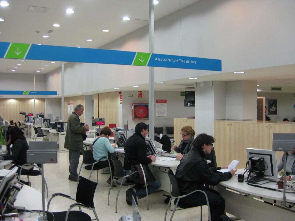 Oficina del Servei Públic d'Ocupació de Catalunya