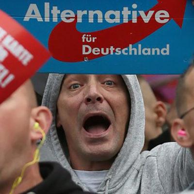 Simpatitzants d'Alternativa per Alemanya, el partit de la ultradreta al país/ Reuters