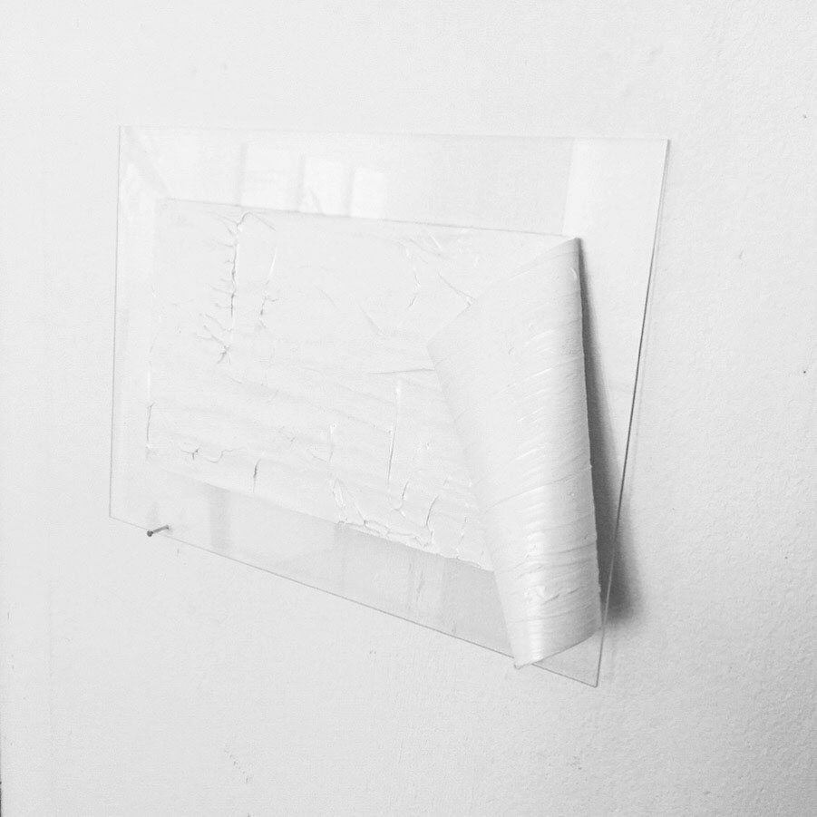 Alberto Gil, PW6 AA Prueba de Leucofobia: Blanco sobre blanco / ABE