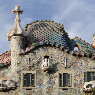 Casa Batlló / Wikipedia