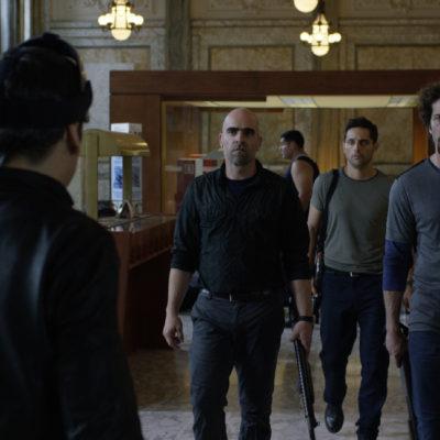 Una imatge del film 'Cien años de perdón' / ACN