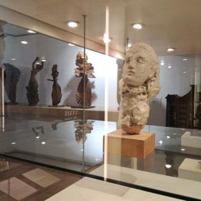 El bust de Dora Maar exposat per la Fundació Apel·les Fenosa / ACN