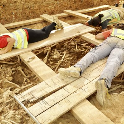 Excavació a la Sagrera / Ajuntament de Barcelona