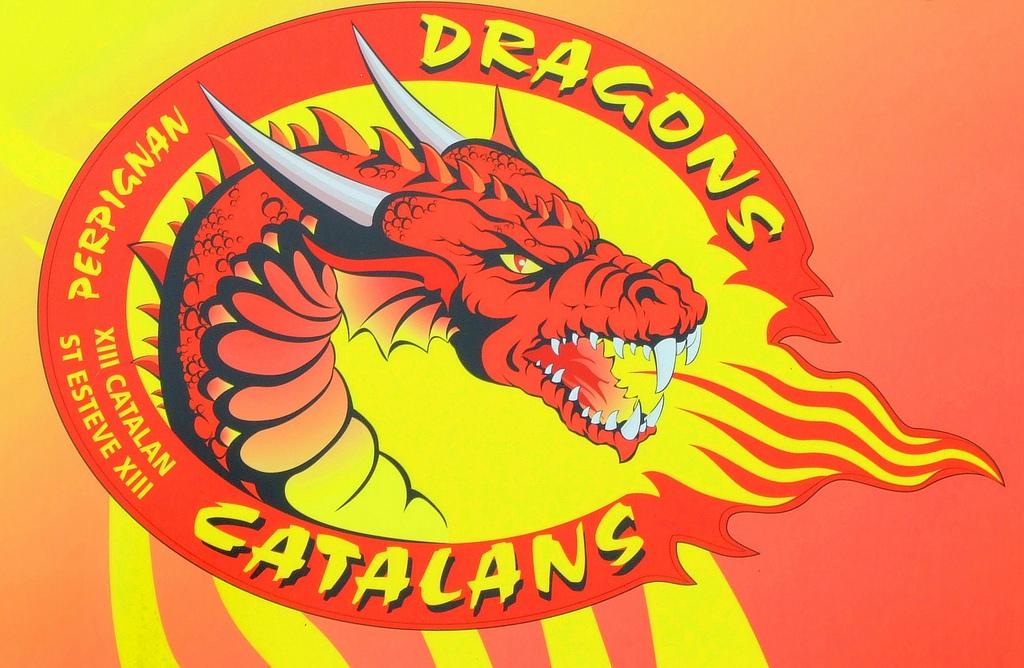 Escut dels Dragons Catalans
