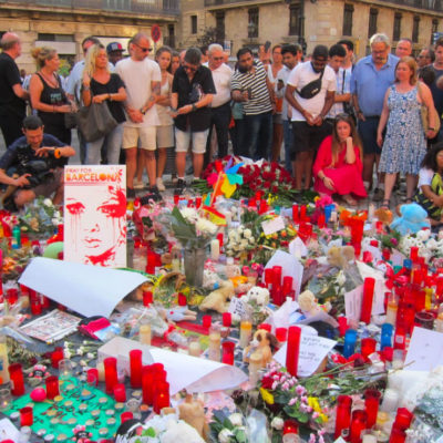 Imatge de la Rambla després dels atemptats a Barcelona / EP