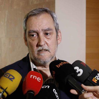 El portaveu d'ERC a l'Ajuntament de Barcelona, Jordi Coronas, en una imatge d'arxiu