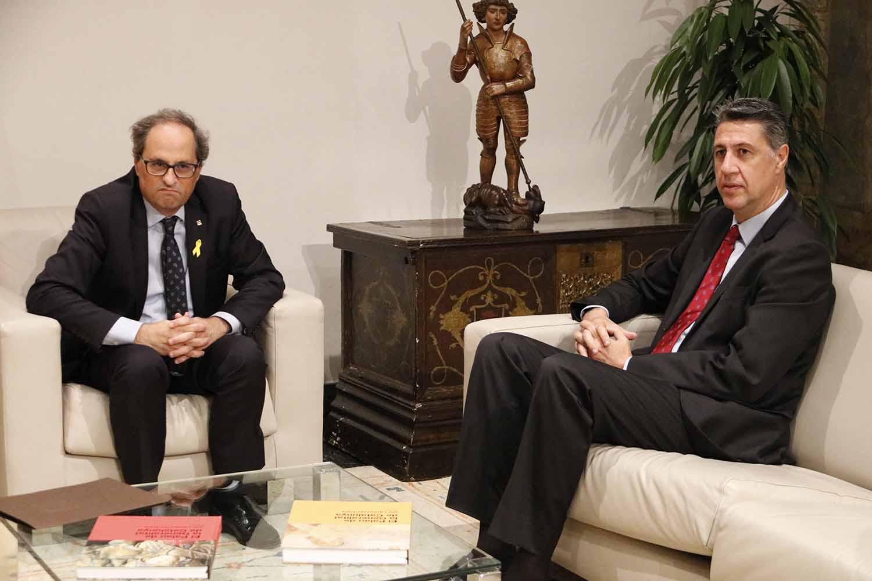 Albiol i Torra, en un imatge d'arxiu/Rafa Garrido