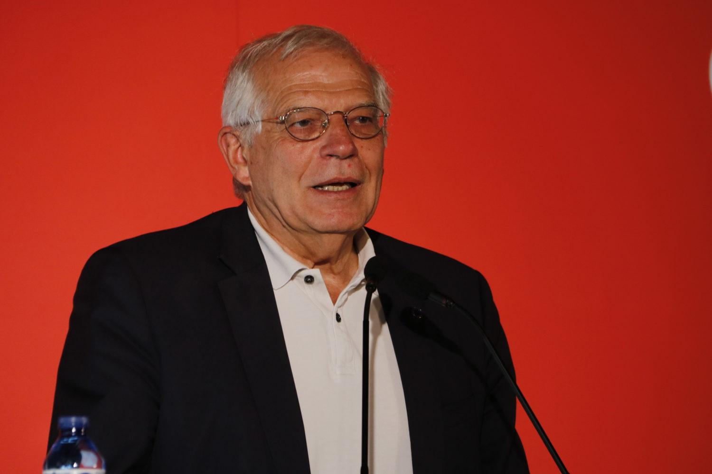 El ministre d'Exteriors, Josep Borrell