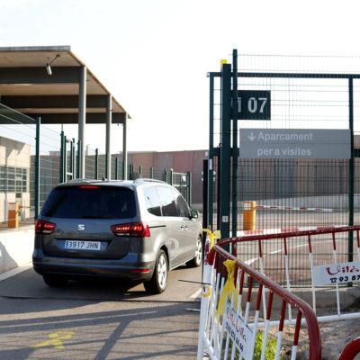 Entrada a la presó de Lledoners/ Mar Martí