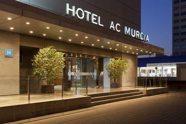 Hotel AC Múrcia a Múrcia