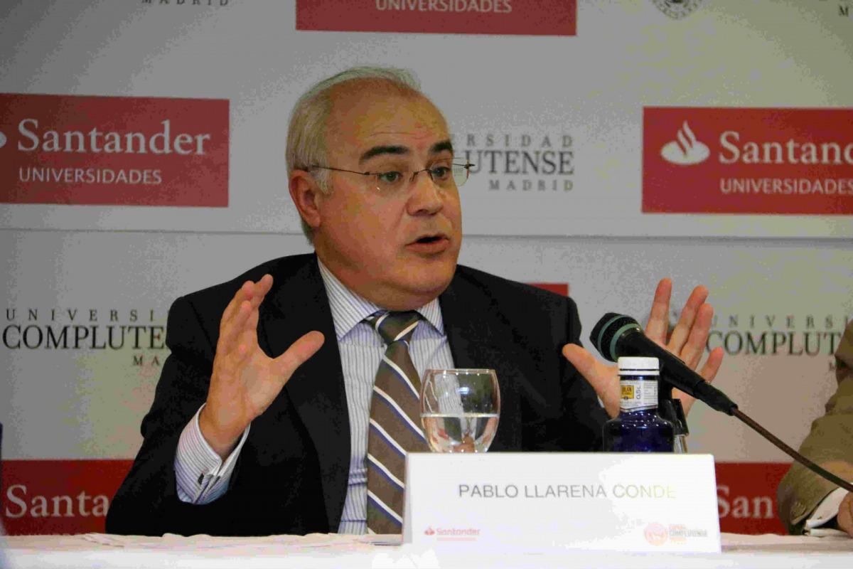 El magistrat Pablo Llarena / ACN