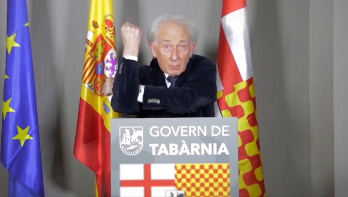 Albert Boadella, en una imatge d'arxiu