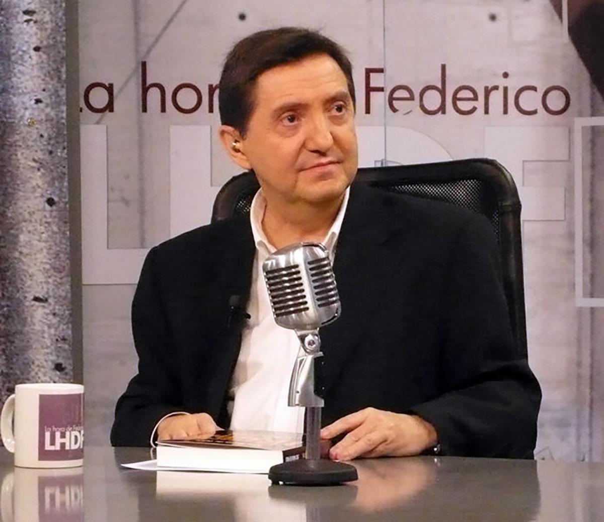 Federico Jiménez Losantos, en una imatge d'arxiu