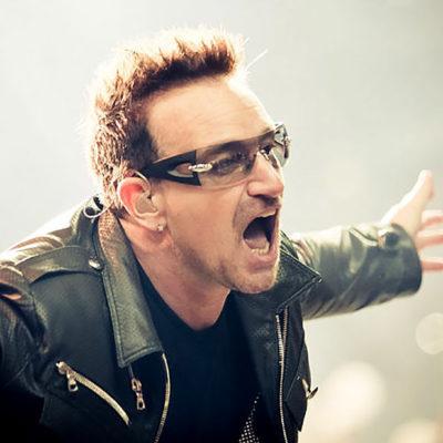 Bono, en una imatge d'arxiu