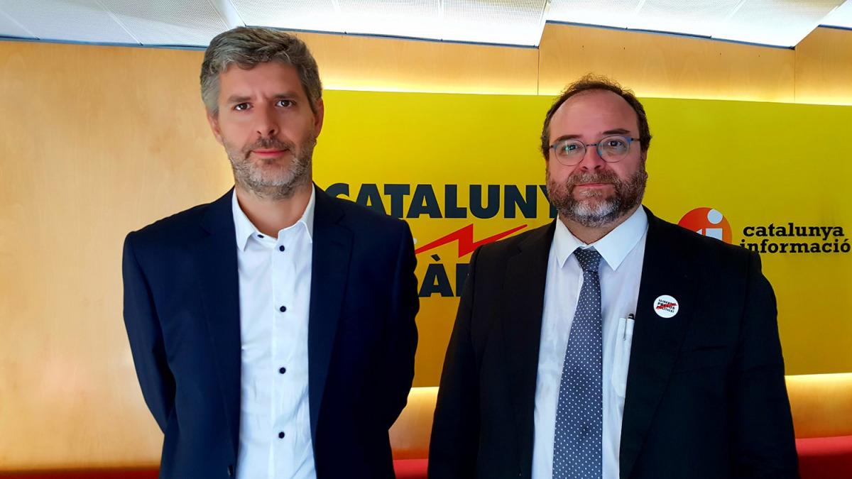 Àlex Solà iAndreu Van den Eynde/ Twitter @maticatradio