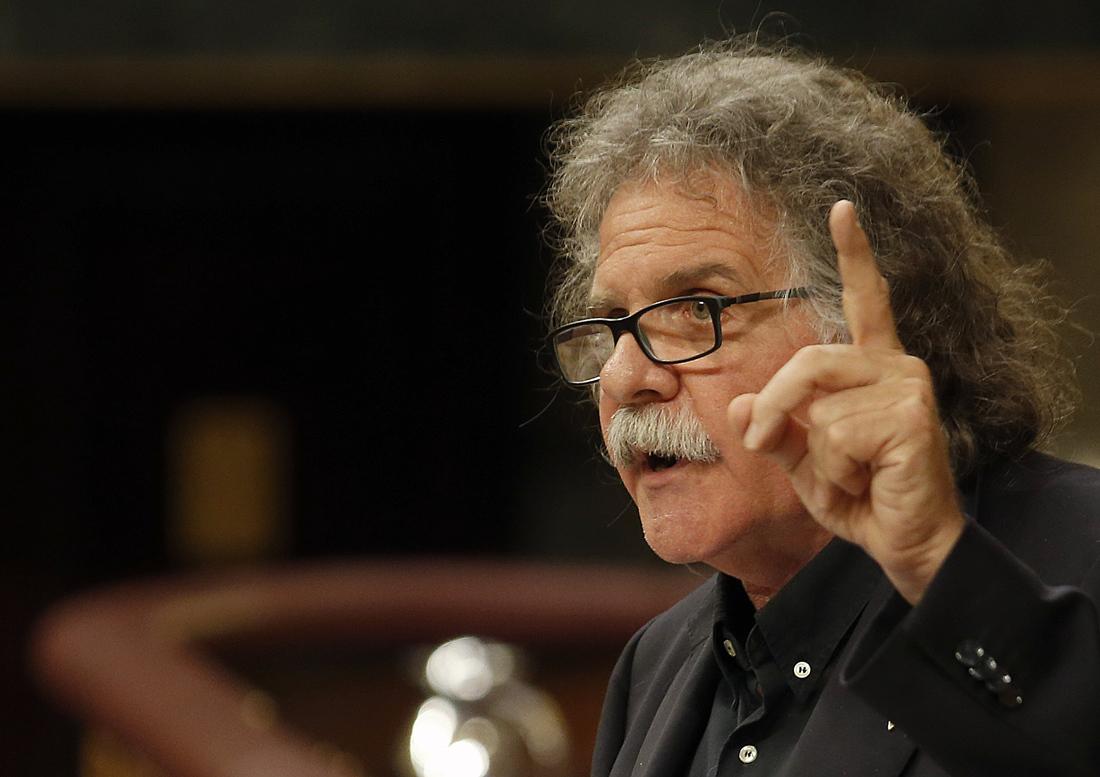Joan Tardà, en una imatge d'arxiu