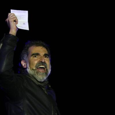 Jordi Cuixart, en una imatge d'arxiu