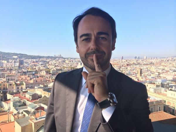 Oscar Ramírez Lara, conseller del PP a Sarrià