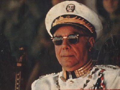Rafael Leónidas Trujillo Molina, dictador dominicà