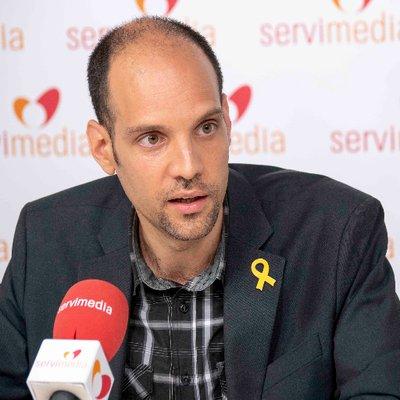 Adrià Alsina, candidat a les Primàries de Barcelona