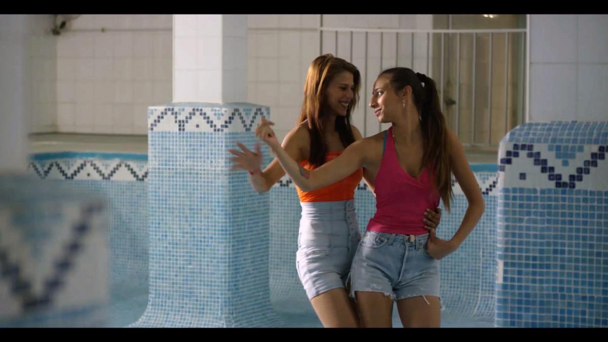 Les protagonistes de 'Carmen y Lola' / ACN