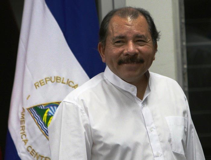 Daniel Ortega, president de Nicaragua