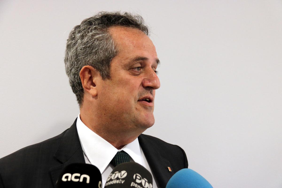 Joaquim Forn, en una imatge d'arxiu/ Belén Álvarez