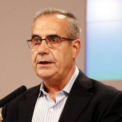 L'exalcalde de l'Hospitalet de Llobregat, exministre i exmilitant del PSC, Celestino Corbacho