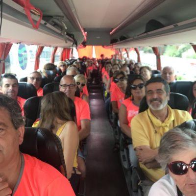 Un autobús des de Valls | Jordi Cartanyà