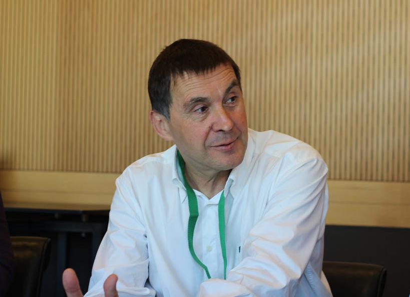 Arnaldo Otegi, en una imatge d'arxiu