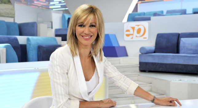 Susanna Griso, en una imatge d'arxiu