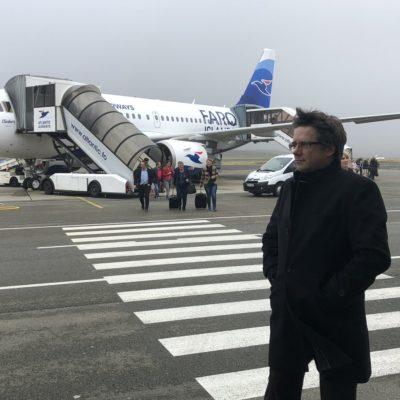 Puigdemont, en un aeroport
