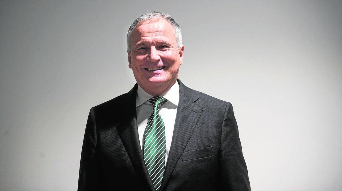 Josep Bou, candidat del PP a BCN