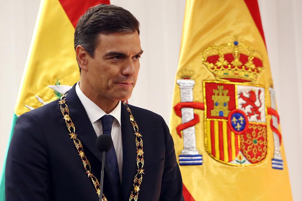 Pedro Sánchez, en una imatge d'arxiu
