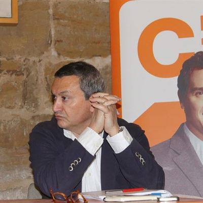 Joaquín Galindo, regidor de C's a Alcañiz