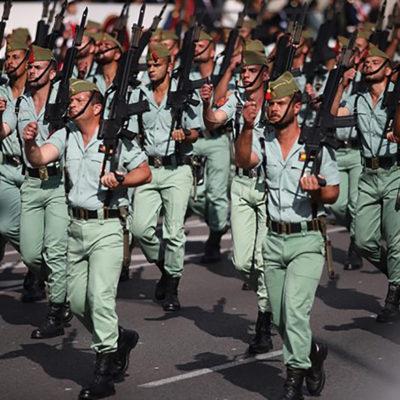 Desfilada militar del 12-O a Madrid/ EPDesfilada militar del 12-O a Madrid/ EP