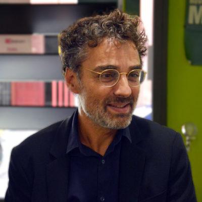 Xavier Martinez-Gil, del Col·lectiu Primer d'Octubre