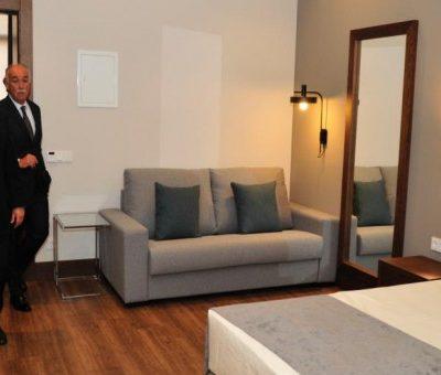 Zoido inaugurant al maig la residència on ara dorm