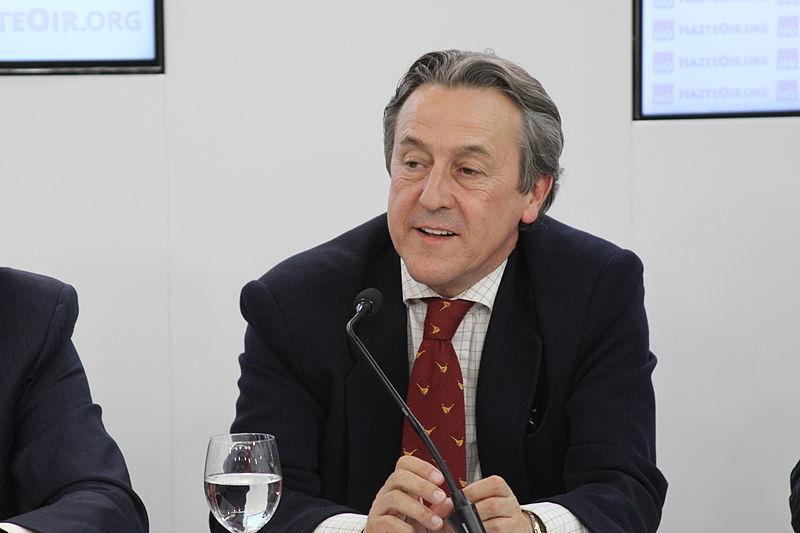 El periodista ultra Hermann Tertsch / Wikimedia Commons
