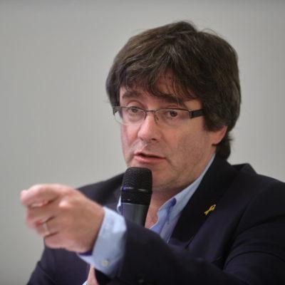 Carles Puigdemont, president legítim de la Generalitat/ Junts per Catalunya