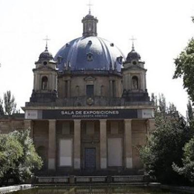 El monument a 'los Caídos' de Pamplona