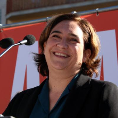 Ada Colau, en una imatge d'arxiu