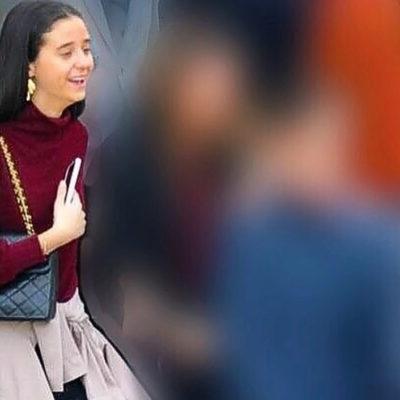 Victòria Frederica, amb una bossa de 'Chanel' de 5.000 euros/ Instagram @cfvictoriamarichalar