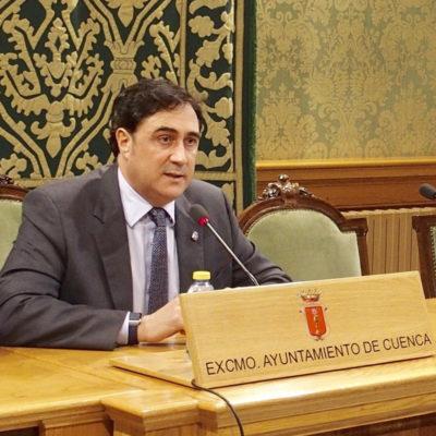 L'alcalde de Cuenca,Ángel Mariscal