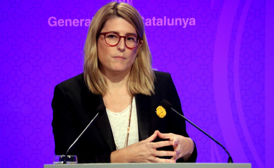 Elsa Artadi, en una imatge d'arxiu